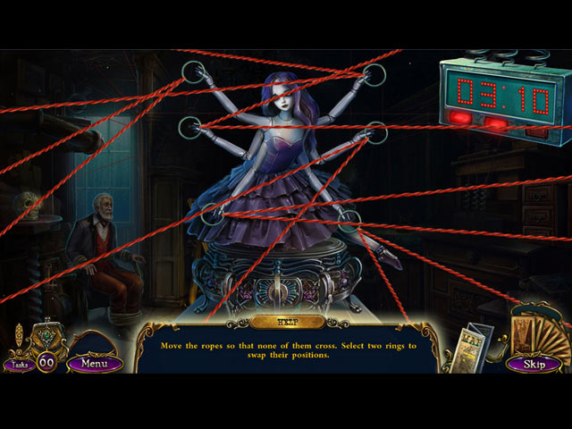 Grim Facade: The Message - Screenshot 3