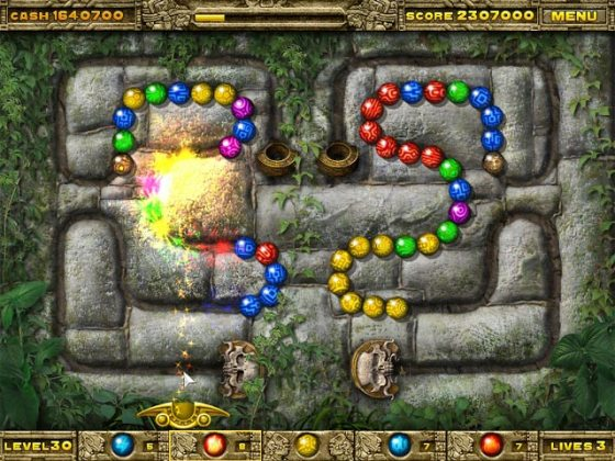 Inca Ball   iPad  iPhone  Android  Mac   PC Game   Big Fish Game System Requirements