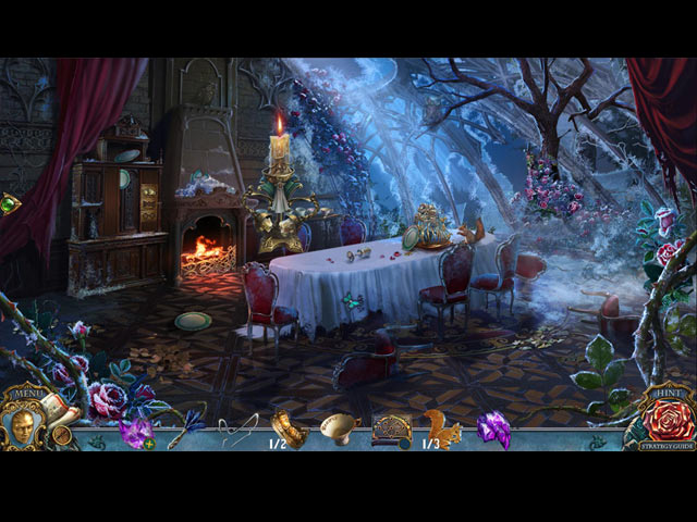 Living Legends: Uninvited Guests - Screenshot 1