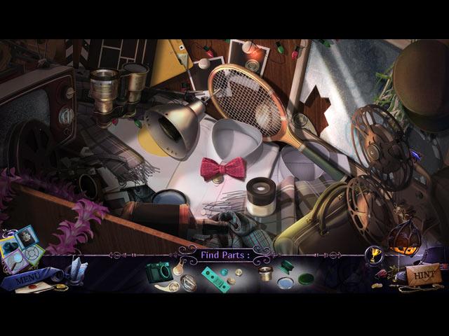 Noir Chronicles: City of Crime - Screenshot 2
