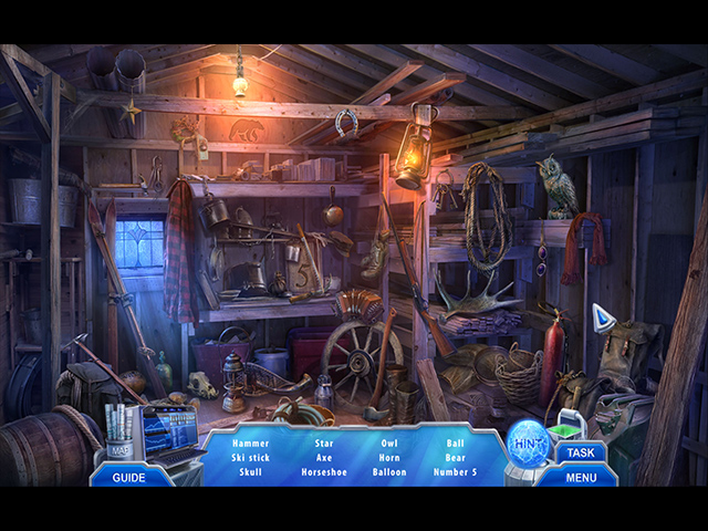 Punished Talents: Dark Knowledge - Screenshot 2
