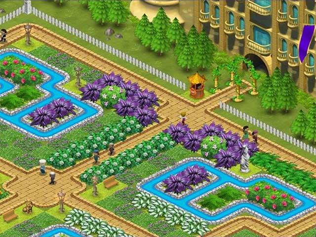 My Garden Games Online