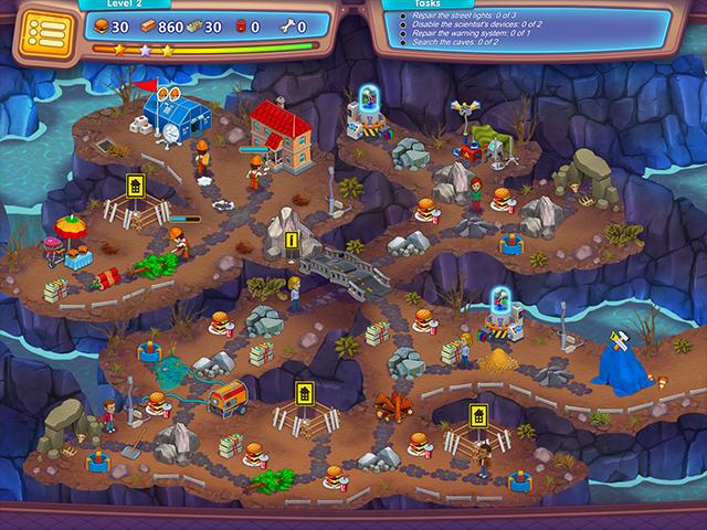 Rescue Team: Evil Genius - Screenshot 3