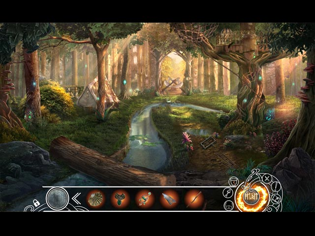 Saga of the Nine Worlds: The Four Stags - Screenshot 1