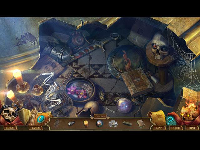 Spirits of Mystery: The Last Fire Queen - Screenshot 2