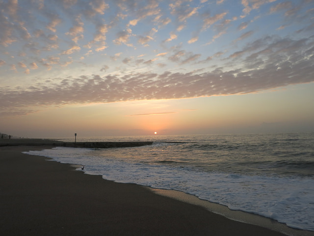 This post is brought to you by the possibilities at sunrise. This one's from Edisto Island, South Carolina.