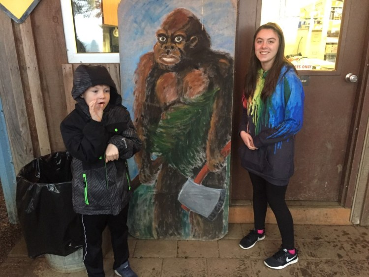 Bigfoot Christmas Trees – Bigfoot Eruption