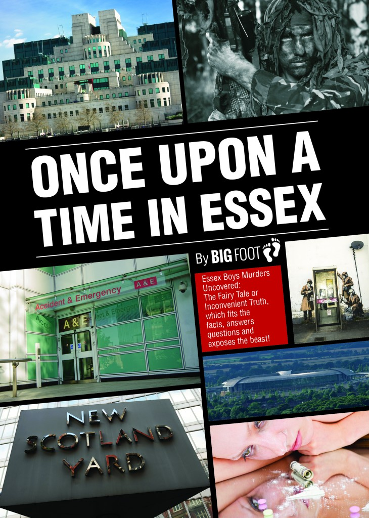 Martin Lonergan - Once Upon a Time in Essex - Book Cover FINAL