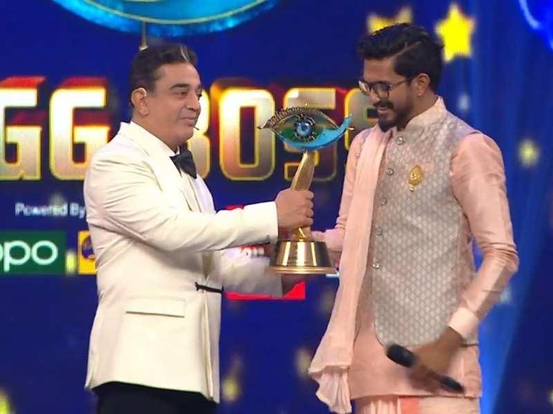 Bigg Boss tamil 3 Winner