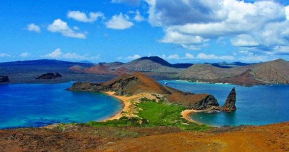গ্যালাপাগোস দ্বীপপুঞ্জ। ছবিঃ mqltv.com