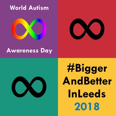 #BiggerAndBetterInLeeds 2018 logo