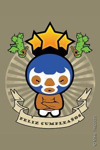 Mexican Wrestling Biggerbadrobots Blog