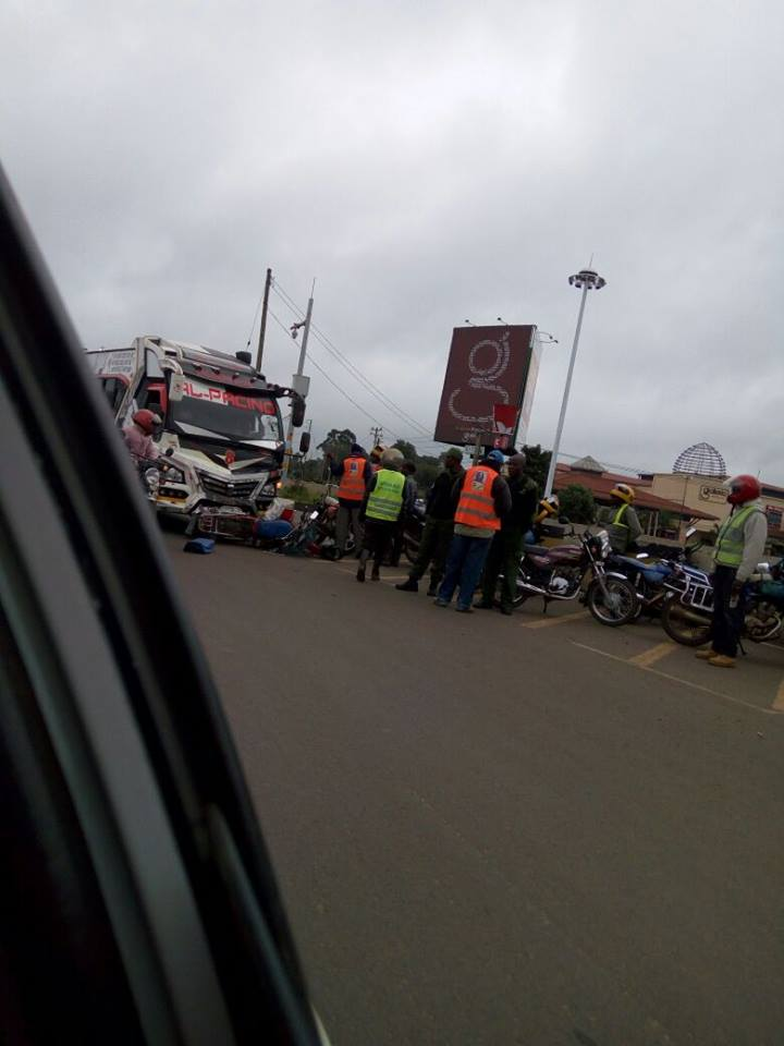 Ongata Rongai accident again 2