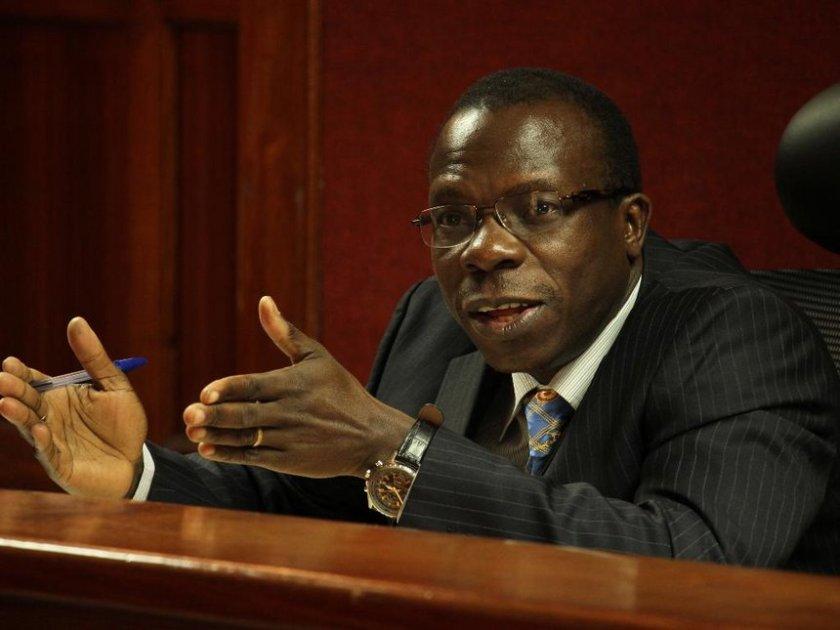 Justice George Odunga   Philip Kamakya