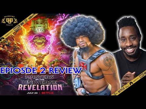 """Masters of the Universe: Revelation Episode 2 """"The Poisoned Chalice"""" SPOILER Review"""