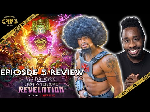 """Masters of the Universe: Revelation Episode 5 """"The Forge at the Forest of Forever"""" SPOILER Review"""