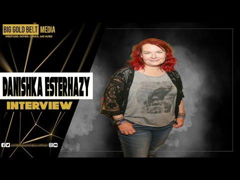 Danishka Esterhazy Interview (2021) | Slumber Party Massacre