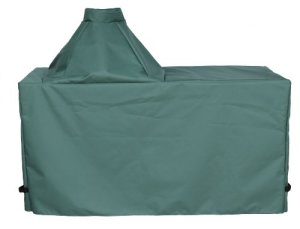 Cowley-Canyon-Brand-X-Large-Ceramic-Egg-Type-Kamado-Table-Cover-61L-33W-32H-Fits-Extra-large-Big-Green-Egg-Kamado-Joe-24-and-others-0