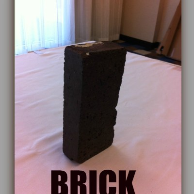 The Brick (Flash Fiction)