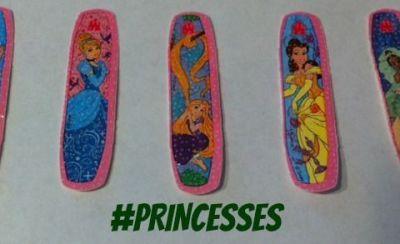 Princesses ALL CAPTIONED