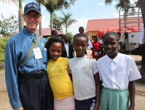 Bob and Sponsored Children