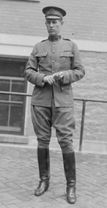 Colonel Gordon Johnston Source: Princeton Alumni Weekly