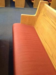 "The ""Martha"" Seat"