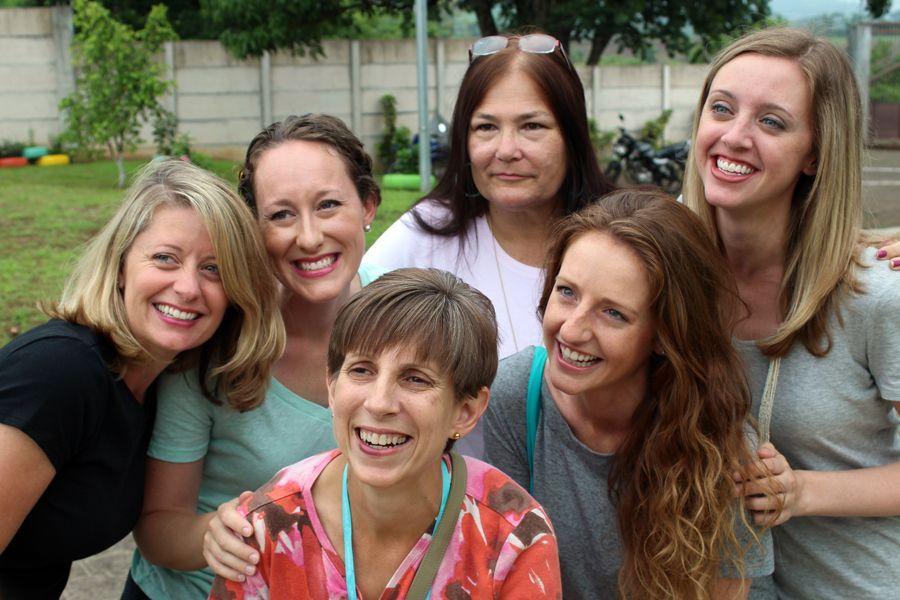 The #BlogUnbound Team