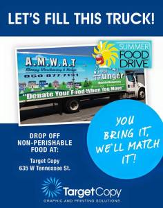 Tallahassee Summer Food Challenge 2015