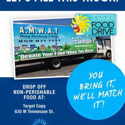 Tallahassee Summer Food Challenge 2015