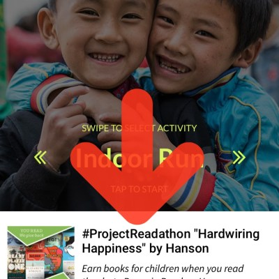 Help #ProjectReadathon Generate Children's Books!