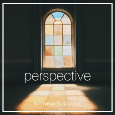 Perspective on the gift of breath