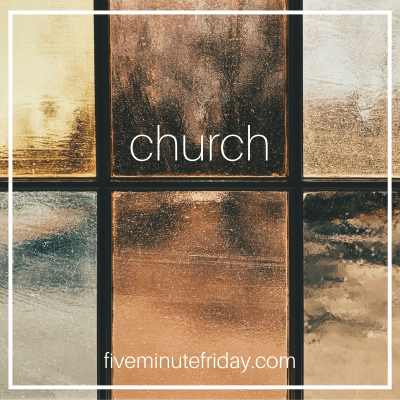 Thoughts about church