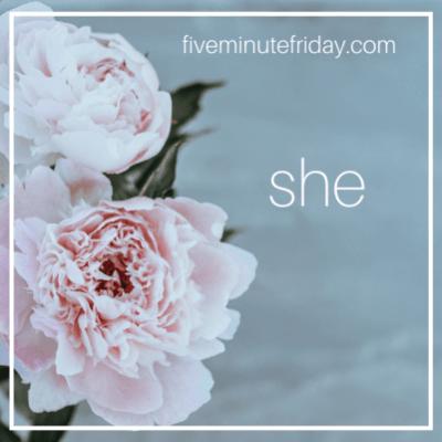 Five Minute Friday: An Original Mom