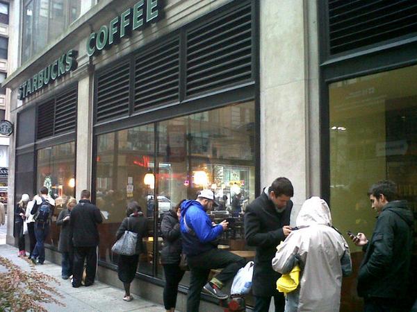 Free Starbucks Wi-Fi Bonus