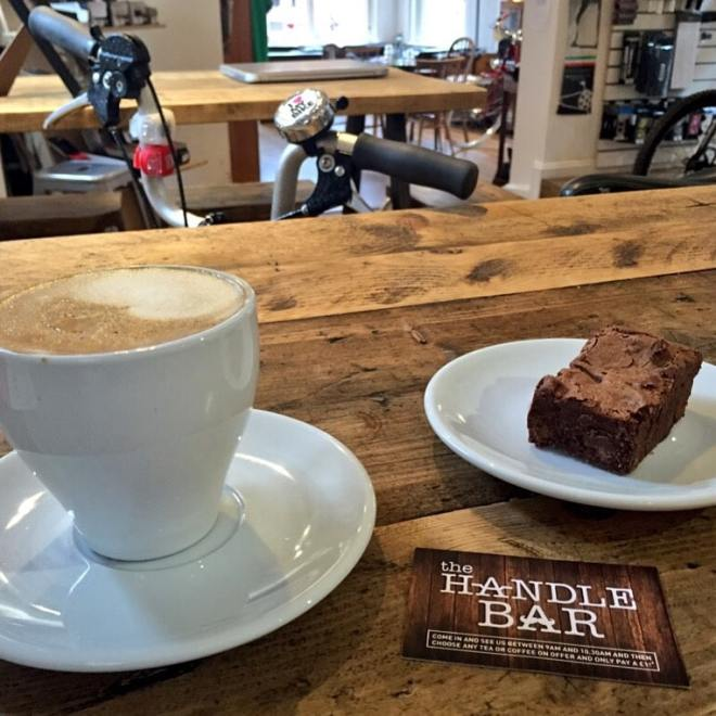 HandleBar Coffee Shop