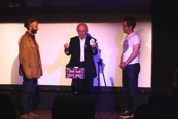 Now that's Magic! Up onstage with Paul Daniels