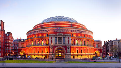 The Royal Albert Hall is always used in UK to make size comparisons easier to understand