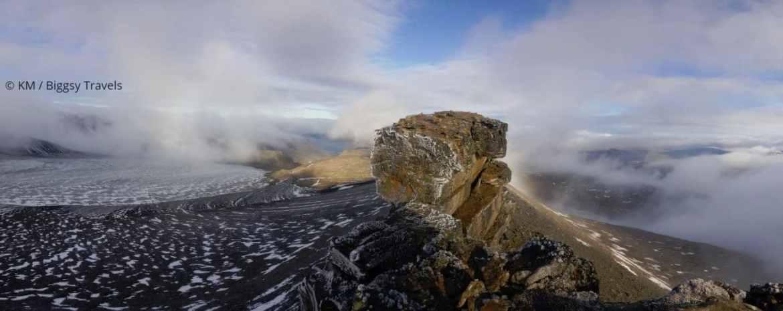 Svalbard hiking piccie 4