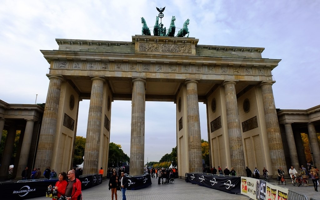 Visit Berlin in 35 minutes!