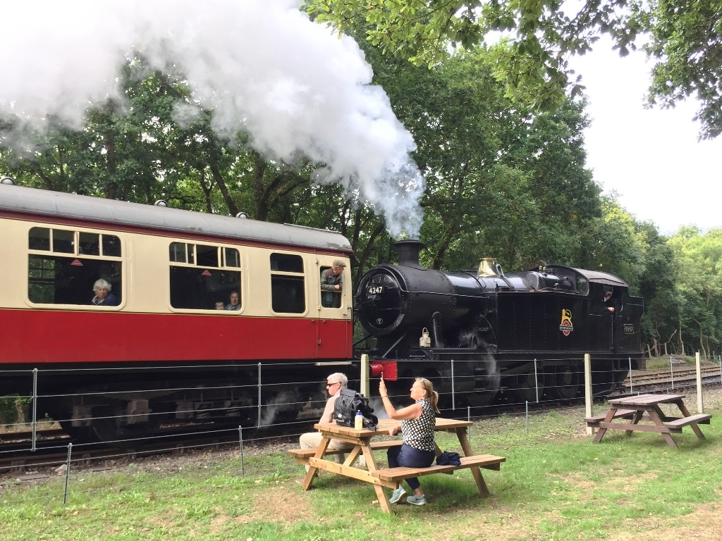 The Bodmin & Wenford Railway