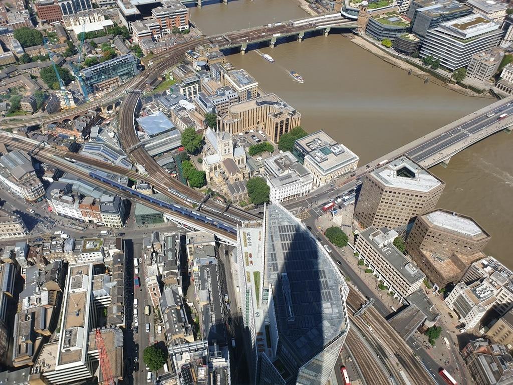 London Bridge – exploring the neighbourhood
