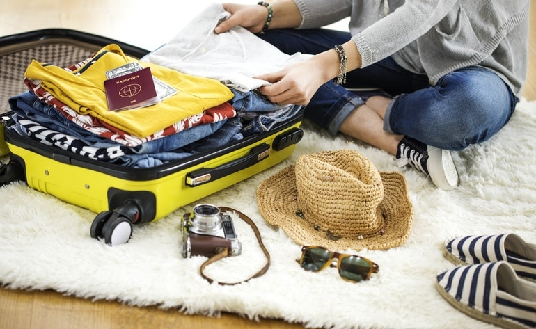 6 travel essentials for your next weekend break