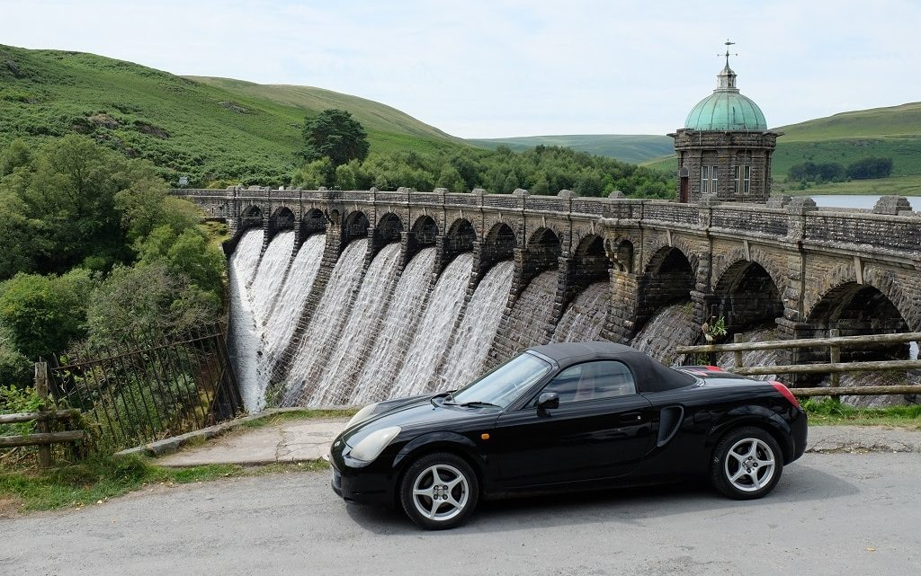 Best driving roads in Wales – The Elan Valley
