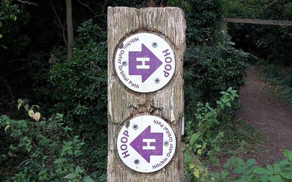 Hitchin Hoop – walk 12 miles around the town
