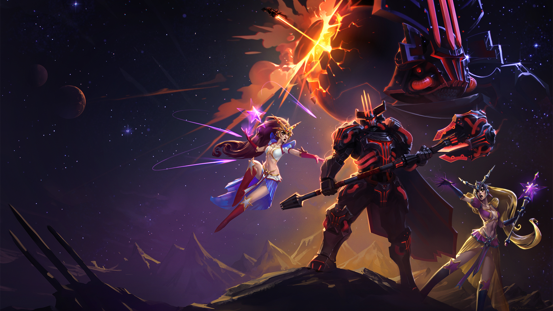 Heroes of the Storm gaming