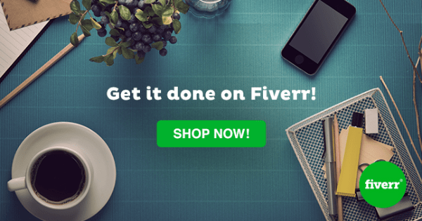 Git it done on Fiverr!
