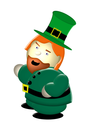 Leprechaun: little guys