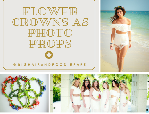 photo props, props, flower props, flower wreaths, flower headband