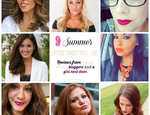 bloggers, indy bloggers, make up artists, muas, makeup reviews, summer lipsticks